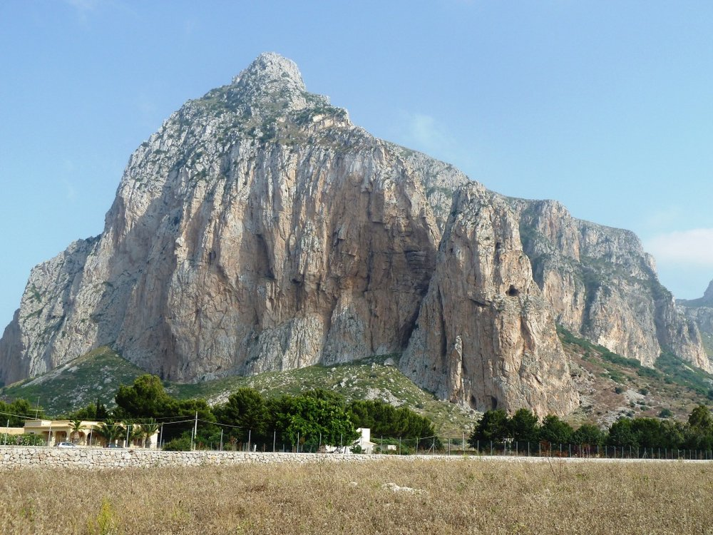 Monte Monaco, San Vito lo Capo, Sicily, 192 kb