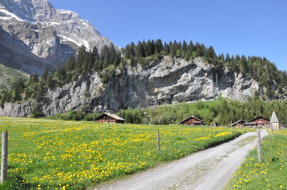 Rocher de Barme, Switzerland, 246 kb