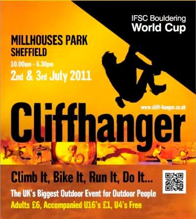 Cliffhanger 2011, 50 kb