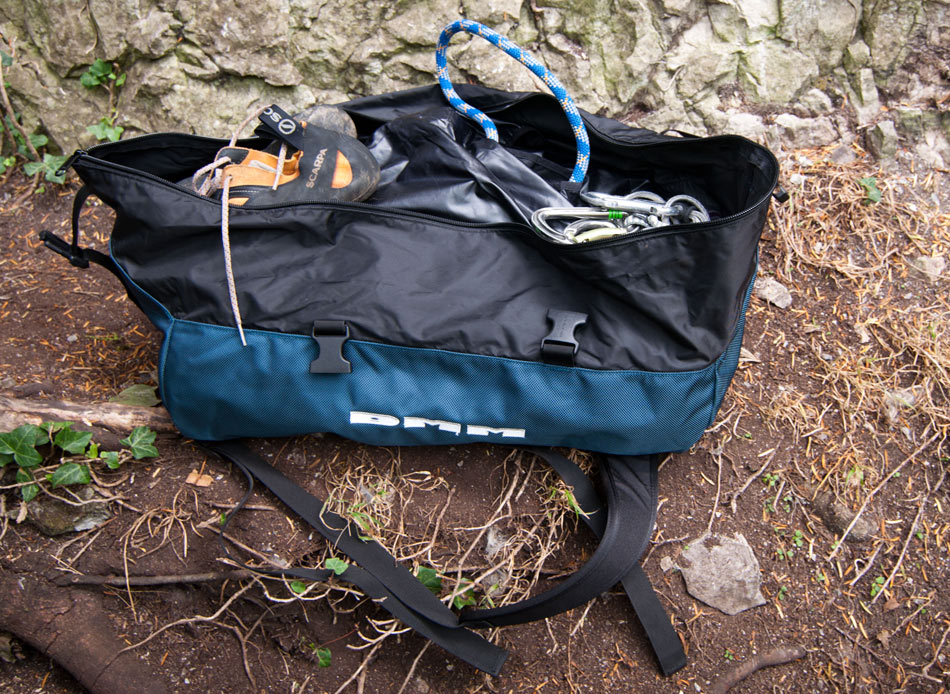 DMM Classic Rope Bag closed, 228 kb