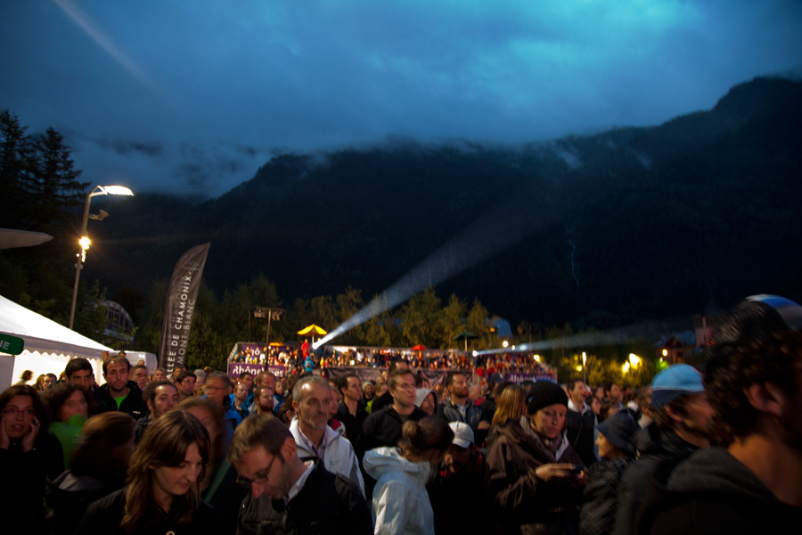The heavy rain didn't put off a large crowd who watched the competition and firework display afterwards, 133 kb