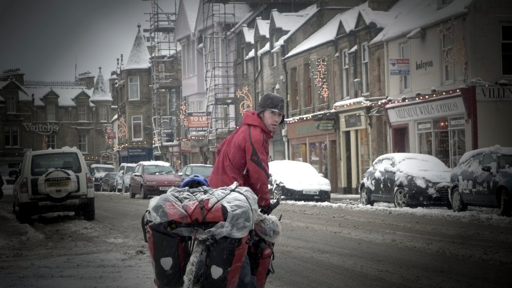London to Fort William in december, 106 kb