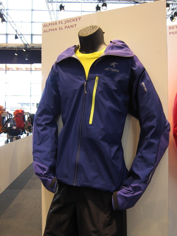 Arcteryx alpha FL jacket, 76 kb