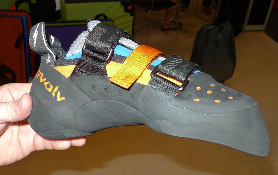The Evolv Shamen rock shoe, 88 kb