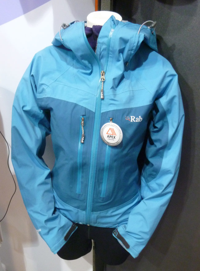 RAB Neo Shell Jacket, 93 kb