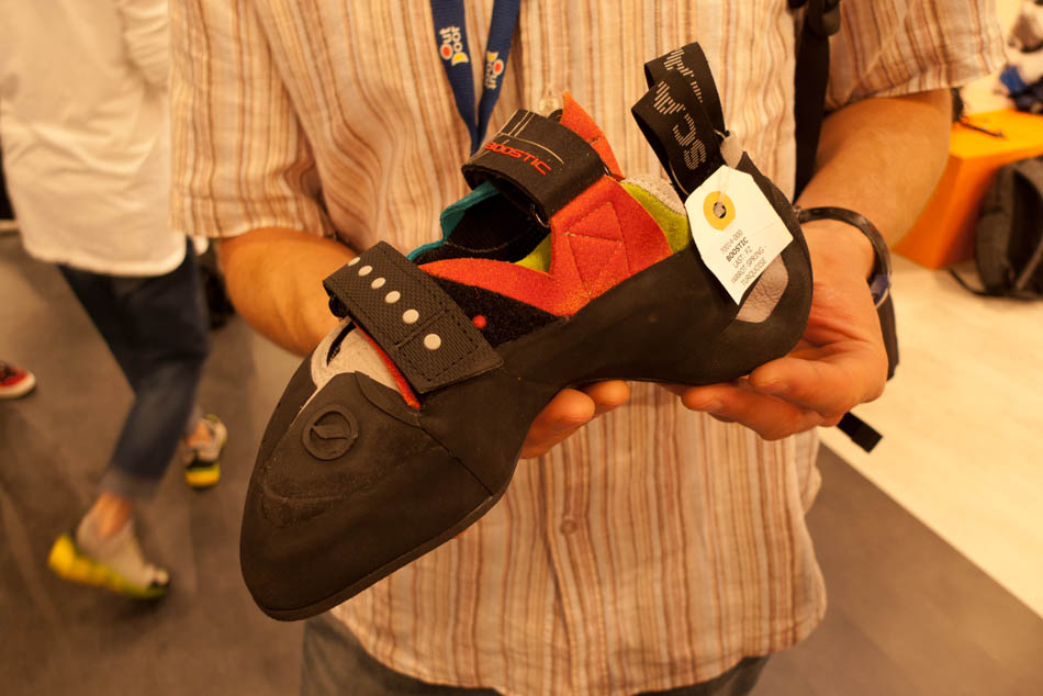 The Boostic from Scarpa - new for 2012, 96 kb