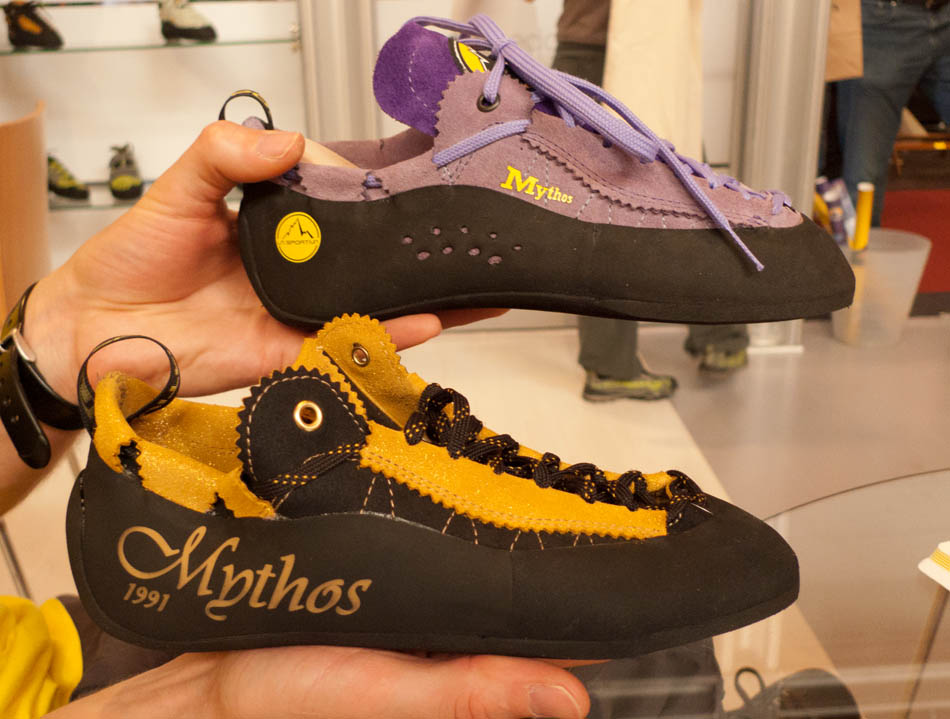The anniversary La Sportiva Mythos - 20 years on the shelves, 111 kb