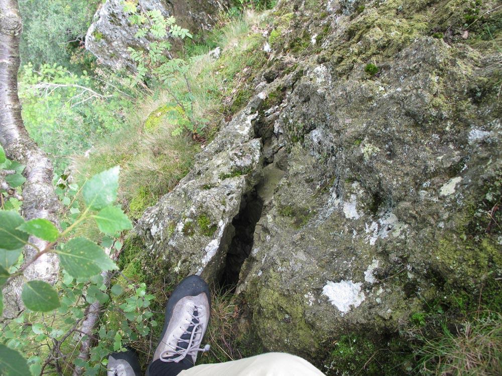 Castle Rock of Triermain North Buttress 2, 236 kb