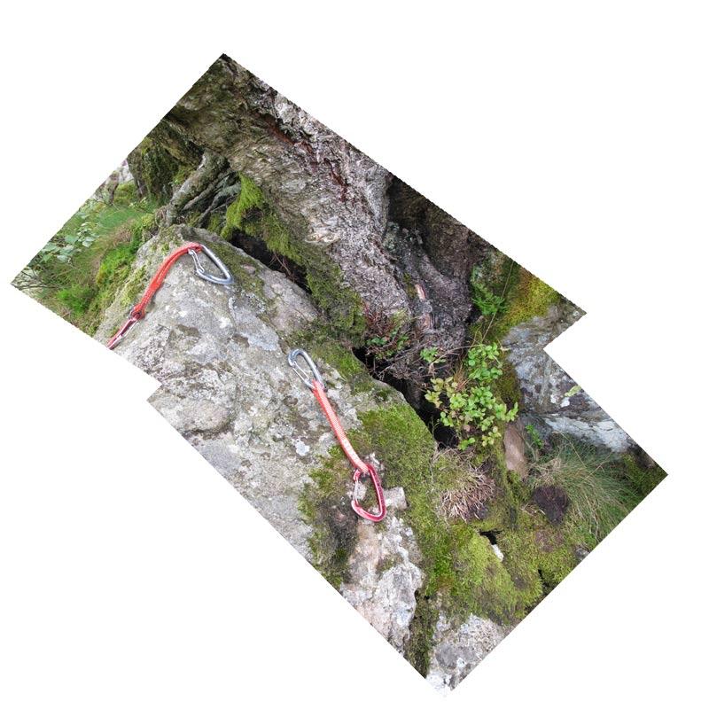 Castle Rock of Triermain North Buttress 3, 89 kb