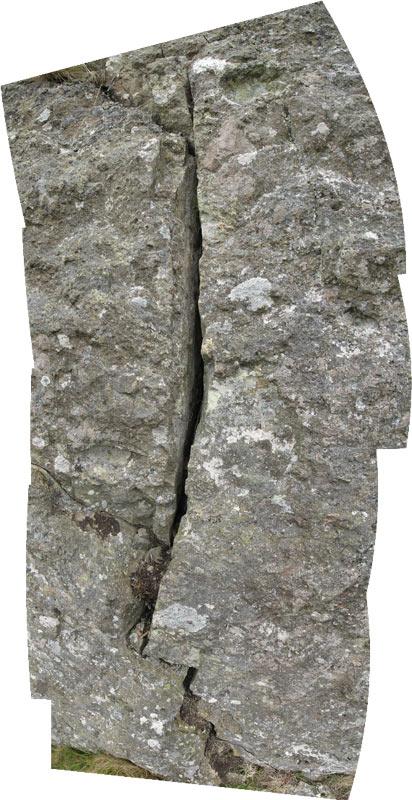 Castle Rock of Triermain North Buttress 5, 97 kb