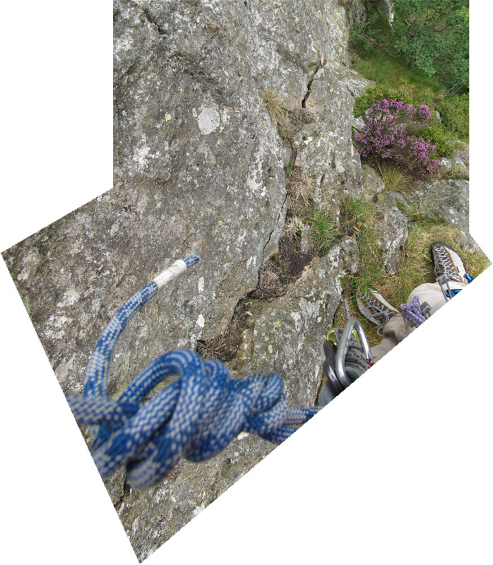 Castle Rock of Triermain North Buttress 6, 140 kb