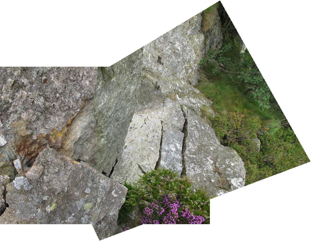 Castle Rock of Triermain North Buttress 8, 180 kb