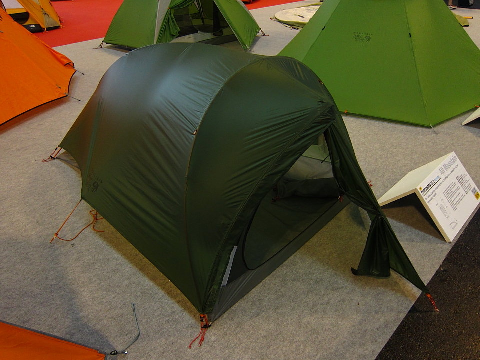 Mountain Hardwear Supermega UL2, 130 kb