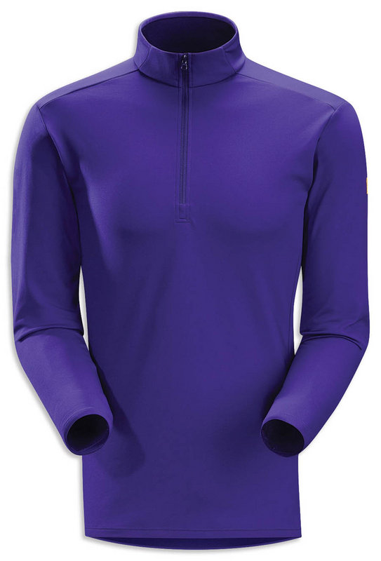 Men's Phase AR Zip Neck, 57 kb
