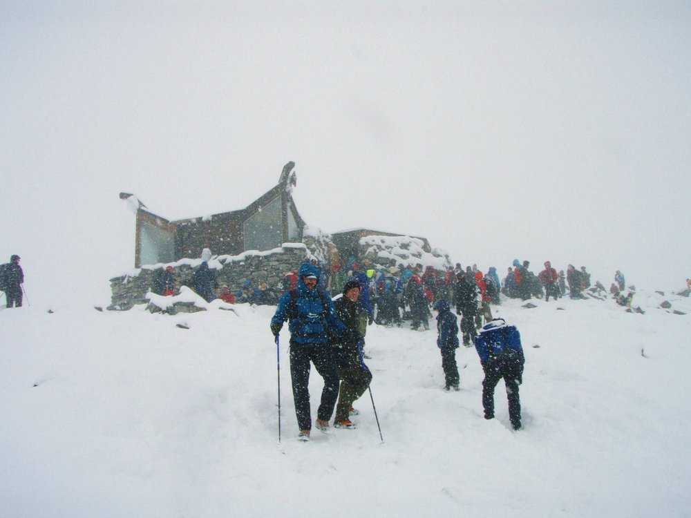 Summit of Galdhøpiggen - 2489 m.o.s.l., 89 kb