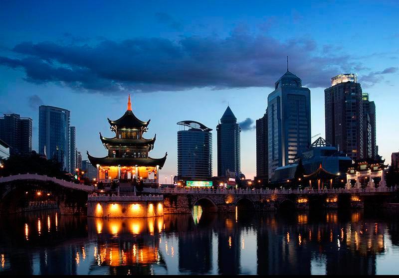 Guiyang Skyline, 92 kb
