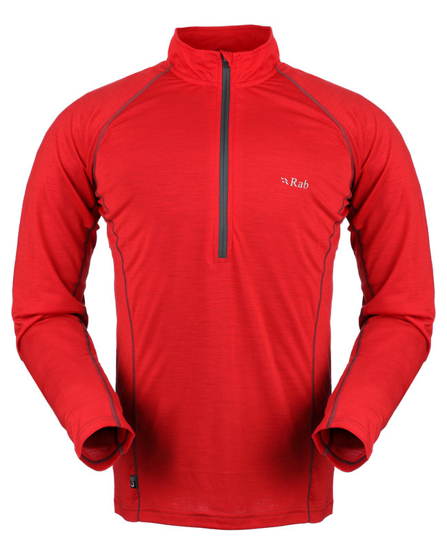Men's Rab MeCo Base Layer, 85 kb