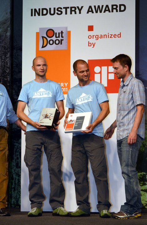 700 exhibitors, 300 great products . Competition was fierce at the Outdoor Fair in Friedrichshafen. , 73 kb