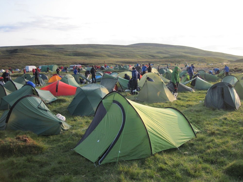 Mid-camp at the 2011 LAMM, 133 kb