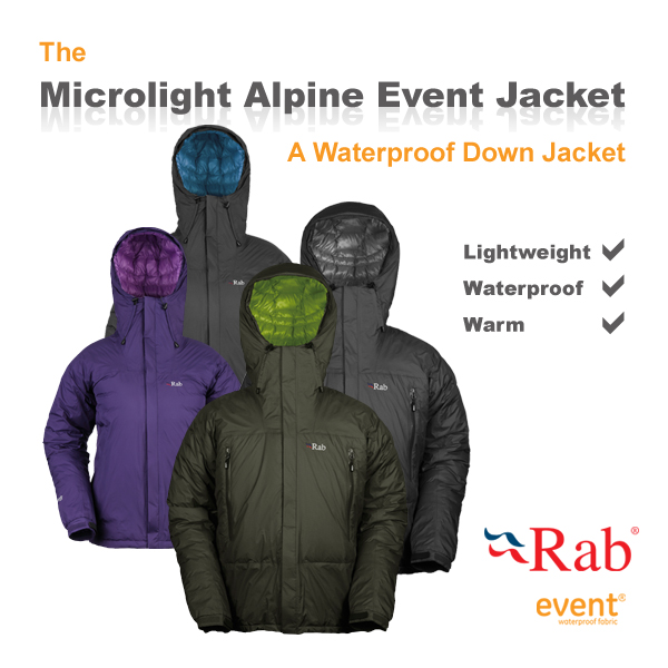 A Waterproof Down Jacket #1, 138 kb