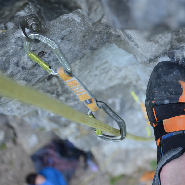 The DMM Alpha Sport Draws on Comedy 7c at Kilnsey, 104 kb