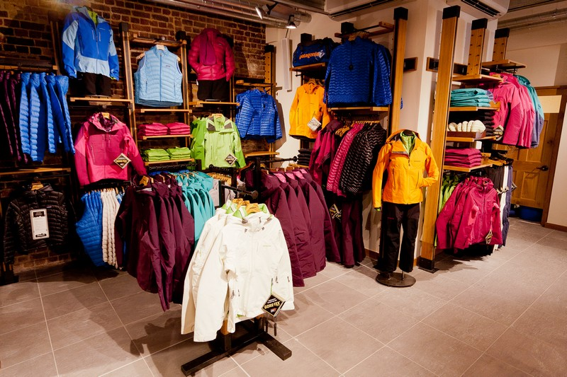 Covent Garden Patagonia Store 4, 169 kb