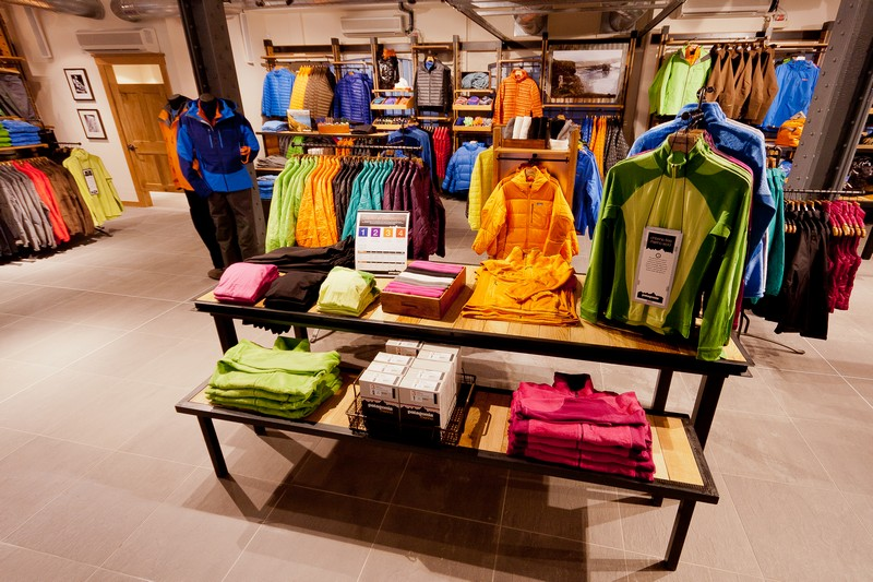 Covent Garden Patagonia Store 5, 166 kb
