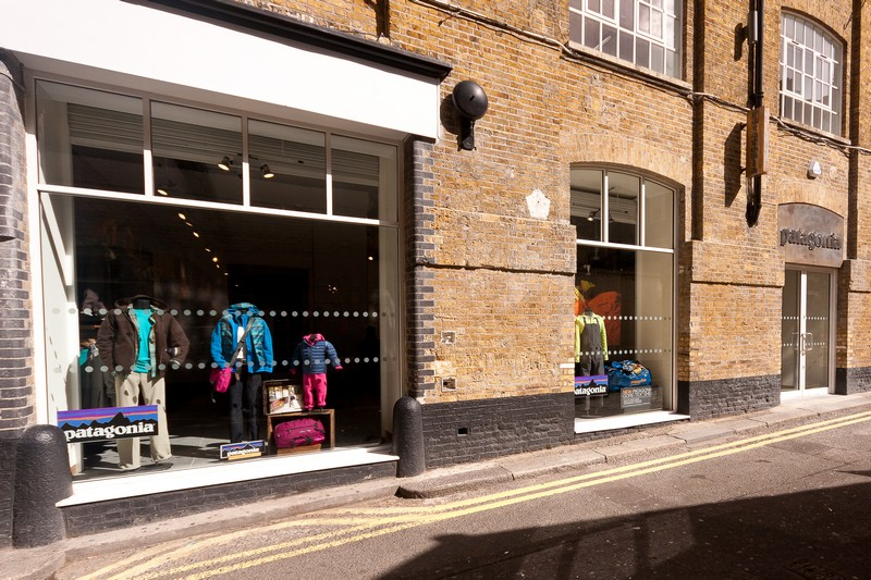 Covent Garden Patagonia Store 8, 170 kb