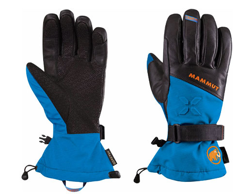 Mammut Eiger Extreme Nordwand Gloves , 65 kb