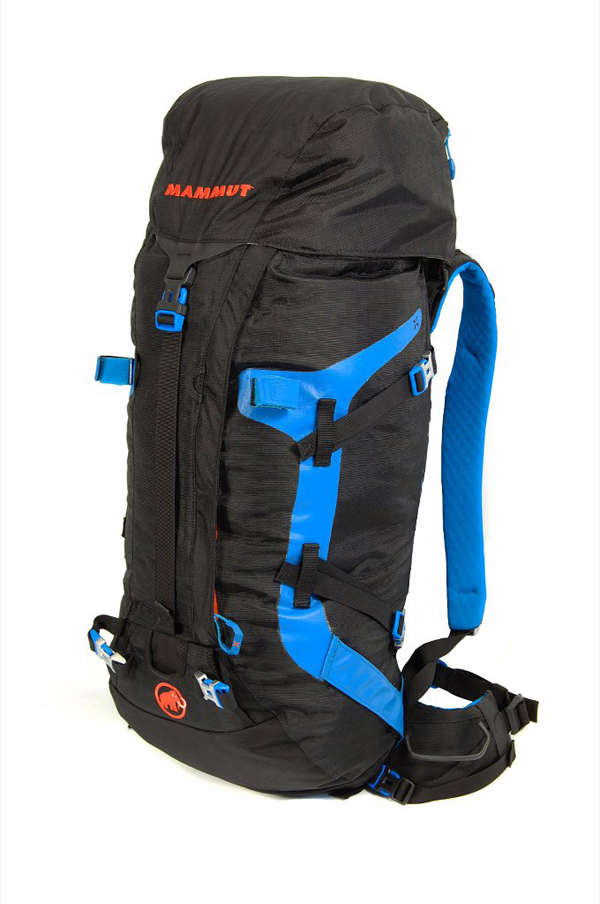 Mammut Eiger Extreme Trion Nordwand black-cyan, 215 kb