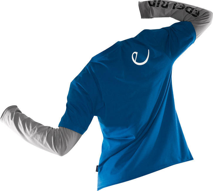 Edelrid Longsleeve Top - Blue - £33.50, 106 kb
