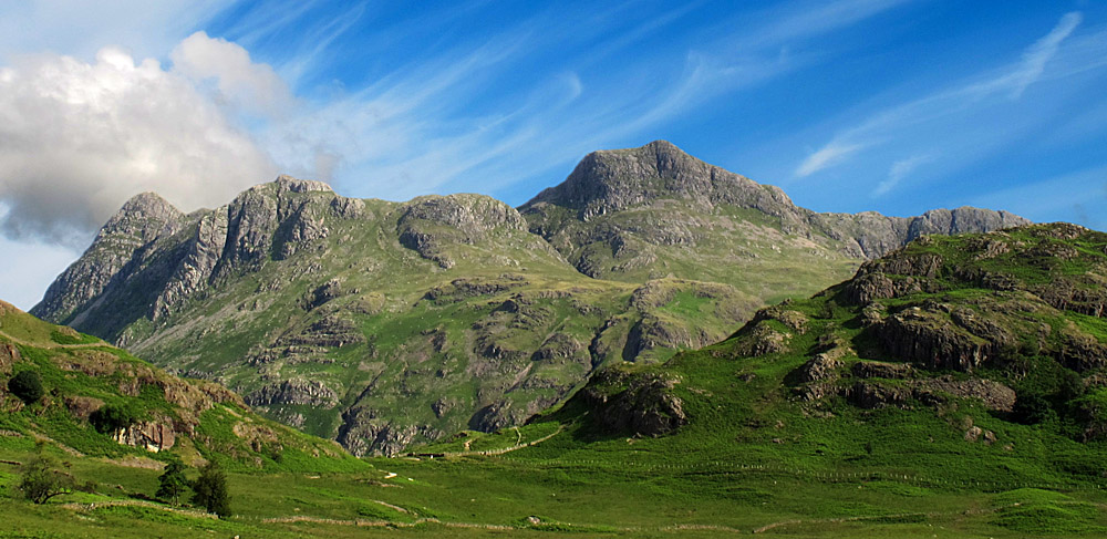 The Langdale Pikes, 192 kb