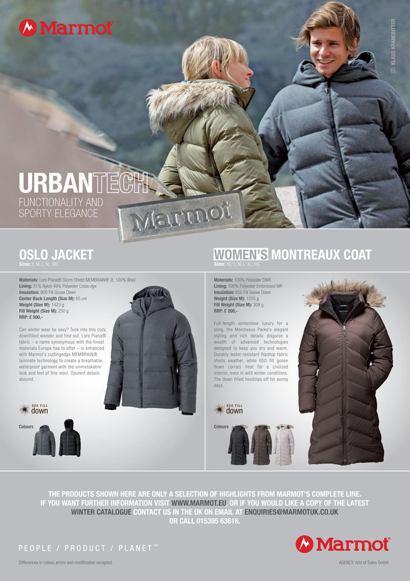 Marmot Winter 8, 168 kb