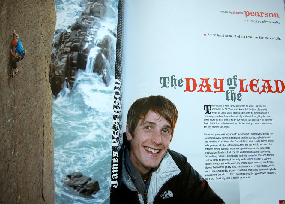 from  The North Face Storyteller Yearbook, 148 kb