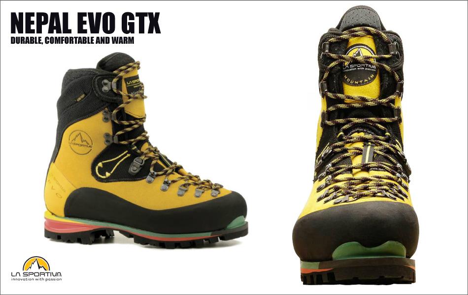 La Sportiva Nepal EVO GTX #1, 141 kb