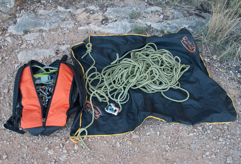 Climbing Technology Falesia and rope sheet, 157 kb