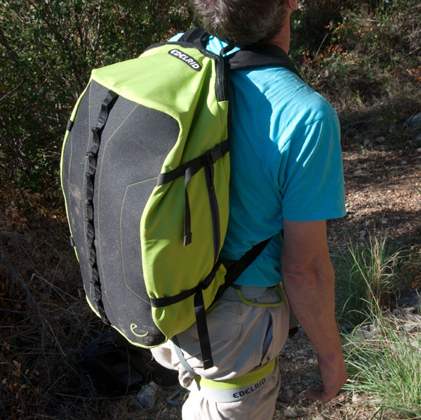 Edelrid Crag Bag II, 103 kb