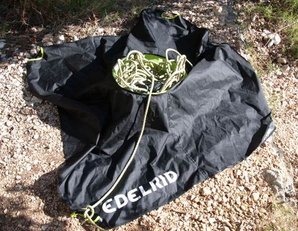 Edelrid Caddy rope bag, 110 kb