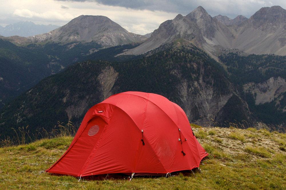 & UKC Gear - Alpkit Zhota Mountain Tent