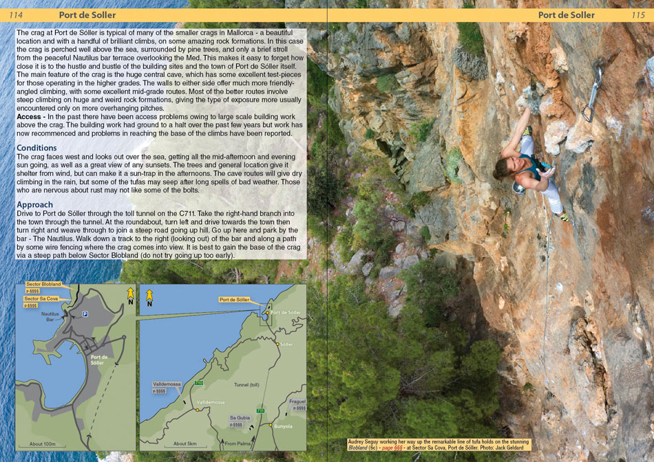 Mallorca Rockfax example page 1, 226 kb
