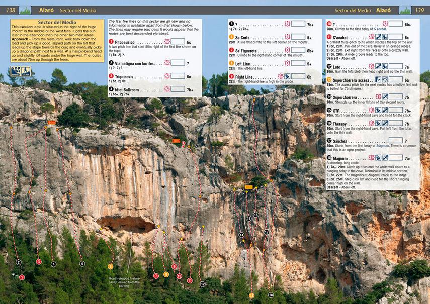 Mallorca Rockfax example page 2, 197 kb
