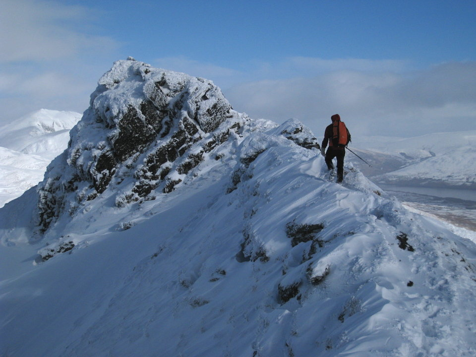 Tarmachan Ridge, 115 kb