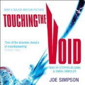 Touching the Void - Audible.co.uk, 10 kb