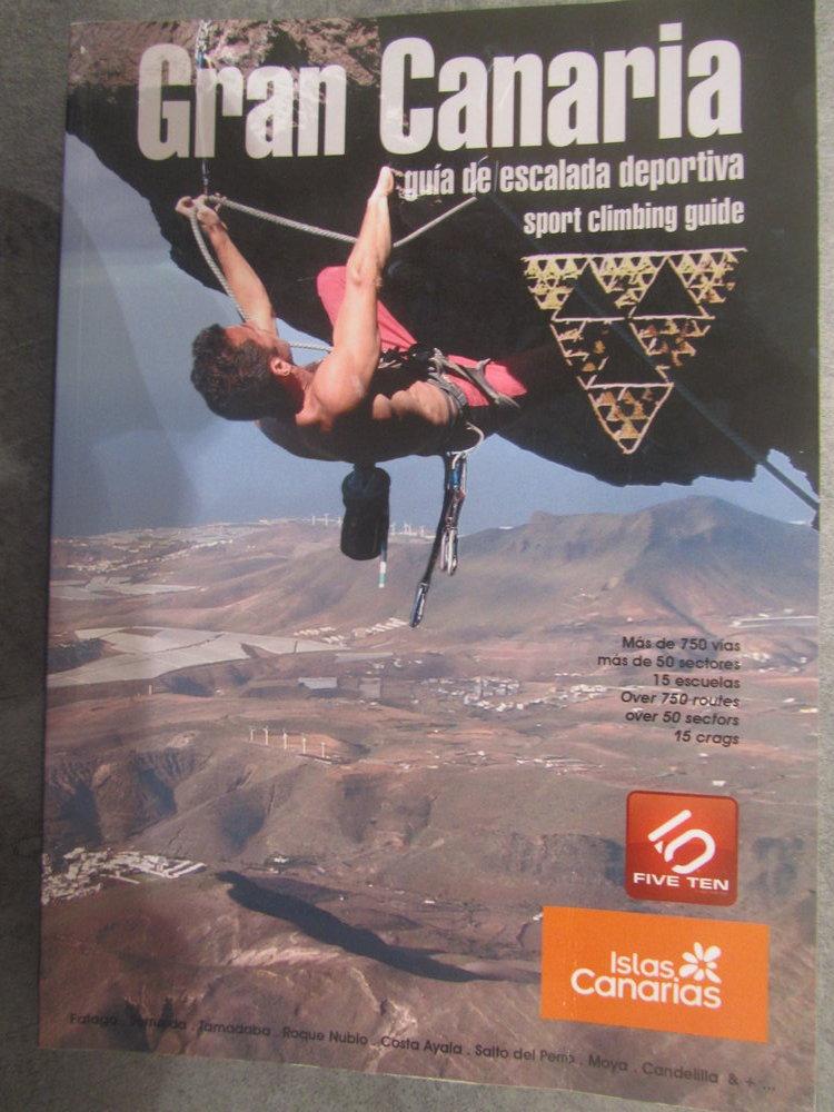 Gran Canaria - Guia de escalada deportiva, 141 kb
