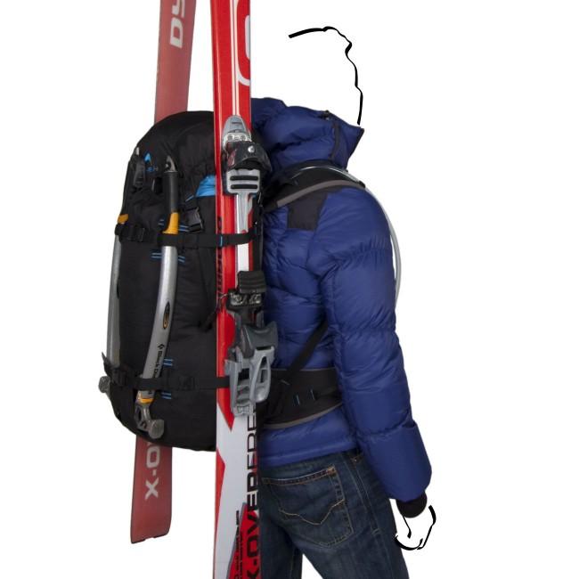 Blue Ice 45L Backpack #2, 48 kb