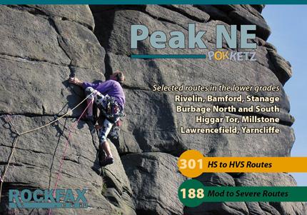Peak NE Pokketz Rockfax Cover, 124 kb