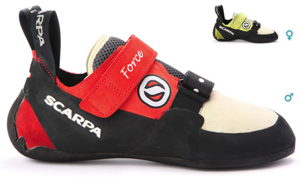 Scarpa Force, 34 kb