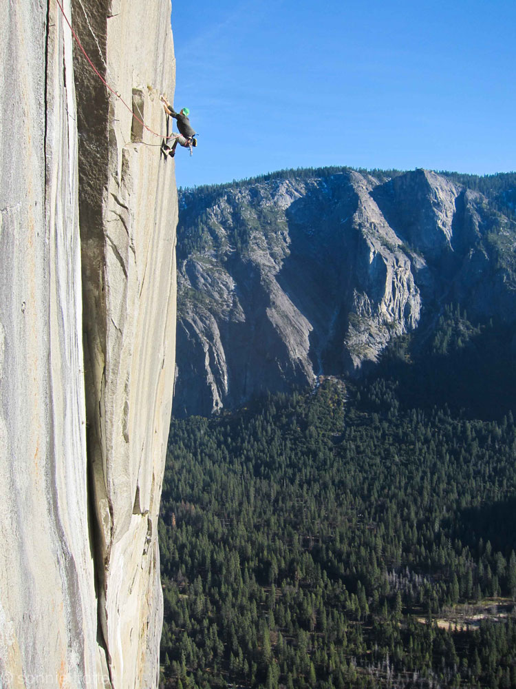 Sonnie Trotter on The Prophet, El Capitan, 188 kb