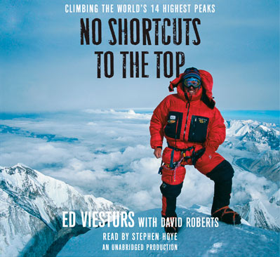 No Shortcuts to the Top - Audio Book, 47 kb