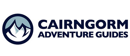 Cairngorm Adventure Guides logo, 17 kb